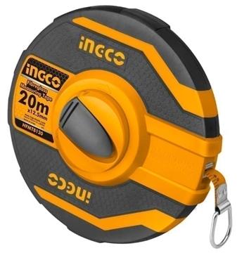 Εικόνα της ΜΕΤΡΟΤΑΙΝΙΑ 20mX12.5mm HFMT8120 INGCO