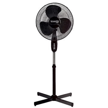 Εικόνα της ΑΝΕΜΙΣΤΗΡΑΣ ΟΡΘΟΣΤΑΤΗΣ 45W ΔΙΑΜΕΤΡΟΣ 40cm (ΜΑΥΡΟΣ) (021704) BORMANN BFN5000