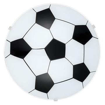 Εικόνα της Πλαφονιερα1 Dm245 Μοτιβο Fussball Junior 1 87284 Eglo