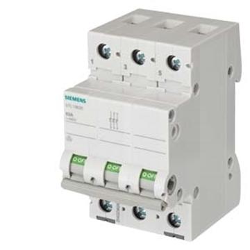 Εικόνα της Ραγοδιακόπτης 3P 63A 440V Siemens