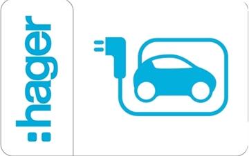 Εικόνα της Witty Κάρτες Χρήστη Rfid με Logo (Σετ 20Τμχ) Hager