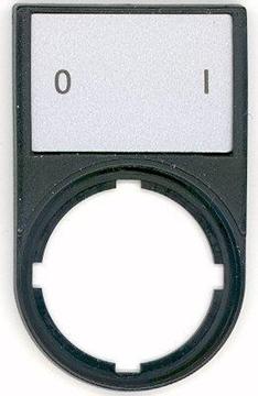 Εικόνα της ETIKETA 0-1 M22S-ST-X89 Moeller