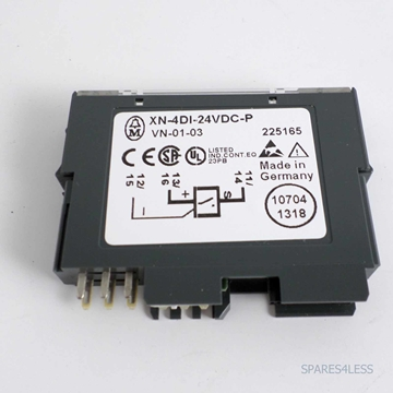 Εικόνα της XION 4 Ψηφιακές είσοδοι +/-24V DC positive switching