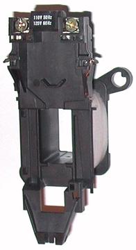 Εικόνα της Ανταλλακτικό πηνίο για ρελέ DIL3M,3AM,με πηνίο 110V/50Hz,120V/60 J-DIL3M Moeller