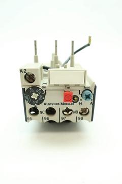 Εικόνα της ZOO-0,40  Τριπολικά θερμικά προστασίας κινητήρων με περιοχή ρύθμισης θερμισης 0-0.4Α Moeller