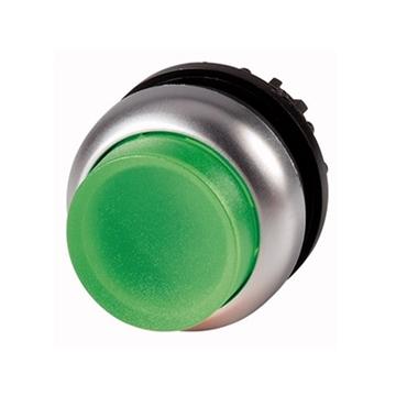 Εικόνα της M22-DLH-G  Φωτεινή κεφαλή μπουτόν υπερυψωμένη Moeller