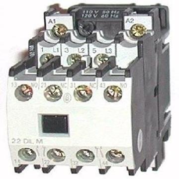 Εικόνα της DILOOAM-G(220VDC)  Τριπολικά ρελέ ισχύος 5,5KW  με ονομαστικό ρεύμα 12Α με πηνίο 220VDC Moeller