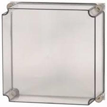 Εικόνα της D250-CI 44  Κάλυμμα διαφανες, ΥxΠxΒ = 375x375x150mm Moeller