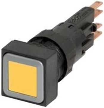 Εικόνα της Switch Actuator 16,2mm Pushbutton IP65 RMQ-16 Series Q18LT-GE/WB Moeller