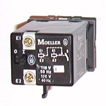 Εικόνα της VDIL (42V 50HZ)  Μπλοκ μηχανικής μανδάλωσης,με πηνίο 42V/50Hz,48V/60Hz Moeller