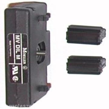 Εικόνα της MV DILM  ΠΑΡΕΛΚΟΜΕΝΑ Μηχανική αλληλομανδάλωση για ρελέ τύπου DILOOM-DIL2A Moeller