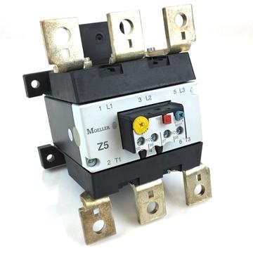 Εικόνα της Z5-160/FF250  Τριπολικά θερμικά προστασίας κινητήρων με περιοχή ρύθμισης Moeller