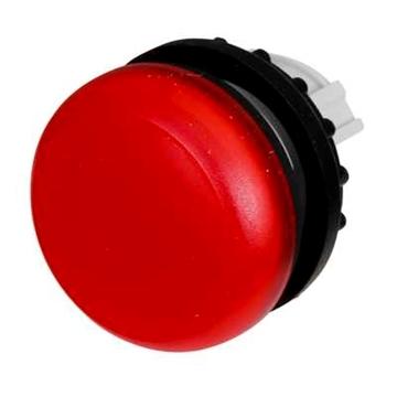 Εικόνα της M22-L-R Κεφαλή ενδεικτικής λυχνίας επίπεδη κόκκινη για LED Moeller