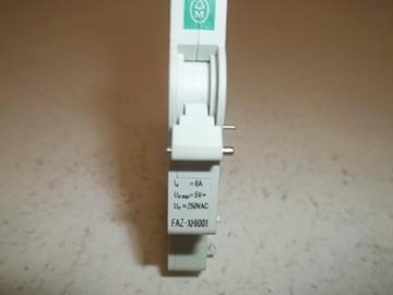 Εικόνα της Ασφάλει Διακόπτης  FAZ-XHI001 6A 250V Moeller