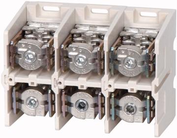 Εικόνα της K2X240/3  Κλέμμα 3Π-630Α,διατομή αγωγού ανά κλέμμα 1Χ150….300mm ή 2Χ50…240