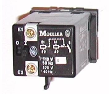 Εικόνα της VDIL(24V 50HZ)  Μπλοκ μηχανικής μανδάλωσης,με πηνίο 24V/50Hz Moeller