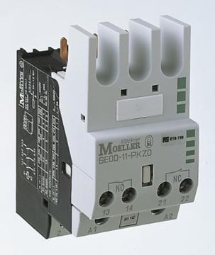 Εικόνα της SE00-11-PKZO(230V50HZ,240V60HZ) Εκκινητής Κινητήρα 230VAC 1NO & 1NC Moeller