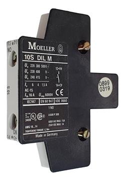 Εικόνα της 10S DIL M  Πρόσθετες βοηθητικές επαφές για ρελέ DILM πλευρικά Moeller