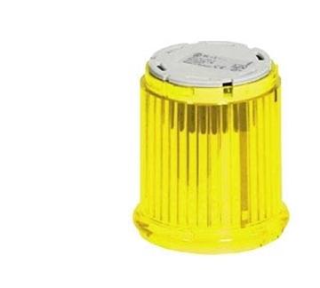 Εικόνα της SL-BL24-Y  Φως που αναβοσβήνει, Χρώμα: κίτρινο, χωρίς στοιχεία φωτός f=1Hz IP54 Moeller