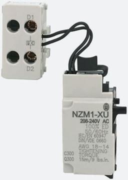 Εικόνα της NZM1-XU380-440AC  Undervoltage release, 380-440VAC Moeller