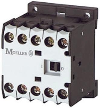 Εικόνα της DILEEM-10  Τριπολικά ρελέ ισχύος με 3KW και ονομαστικό ρεύμα 6,6Α με 1NO Moeller