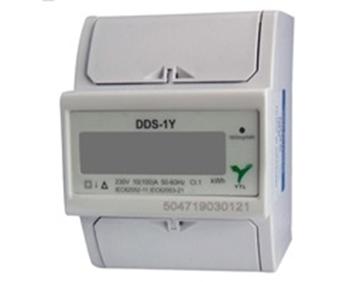 Εικόνα της Κιλοβατοωρομετρο Ραγας Ψηφιακο 1Φ 10-100Α Dd40-L01 Ytl
