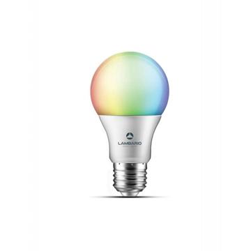 Εικόνα της Λάμπα Led Smart A60 10W με WIFI RGB+CCT Lambario