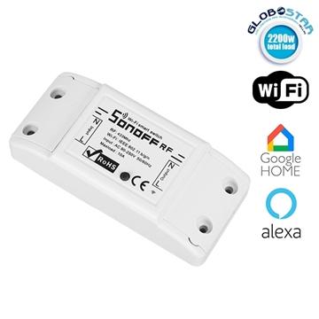 Εικόνα της SONOFF Basic Smart Home Ασύρματος Έξυπνος Διακόπτης WiFi & RF 48458