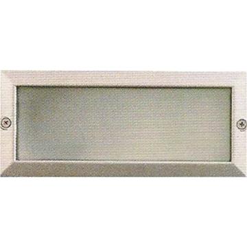 Εικόνα της Φωτιστικό Σπότ Χωνευτό Λευκό Γυαλί Ματ E27 HERMES KT Lighting 7092-01
