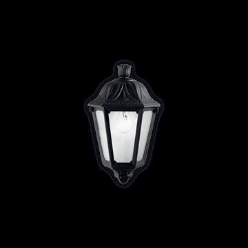 Εικόνα της Φωτιστικά Εξωτερικού Χώρου Φαναράκια ANNA AP1 SMALL NERO 101552 Ideal Lux