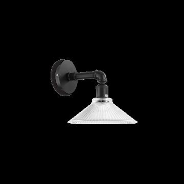 Εικόνα της Φωτιστικό Απλίκα ASTRID AP1 NERO 139951 Ideal Lux