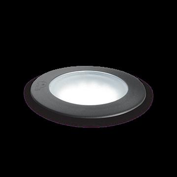 Εικόνα της Φωτιστικό Χωνευτό Τοίχου CECI PT1 ROUND SMALL 120249 Ideal Lux