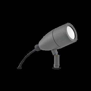 Εικόνα της Φωτιστικό Δαπέδου Χωνευτό INSIDE PT1 ANTRACITE 115412 Ideal Lux