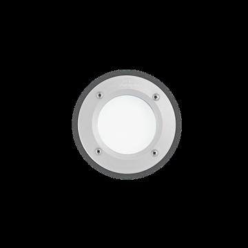 Εικόνα της Φωτιστικό Δαπέδου Χωνευτό LETI PT1 ROUND BIANCO 096544 Ideal Lux