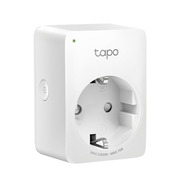 Εικόνα της Mini Smart Wi-Fi Socket (1-pack) TP-Link Tapo P100 v1.2