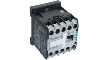 Εικόνα της Τριπολικά ρελέ ισχύος 4kW και ονομαστικό ρεύμα 8,8Α 3P+1N/O (Βιδωτές Κλέμενς) DIL EM-10C 230V 50HZ Moeller