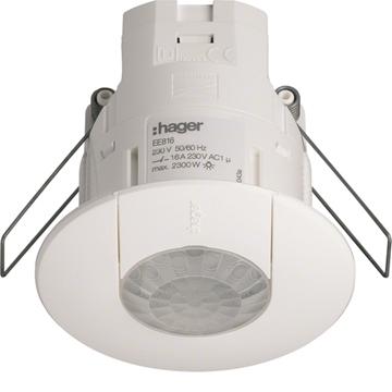 Εικόνα της Ανιχνευτής Παρουσίας Οροφής 1 Εξόδου Dali /Dsi Hager EE816