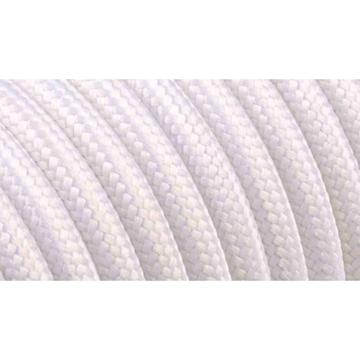 Εικόνα της Καλώδιο Υφασμάτινο 2Χ0.75mm² Λευκό Στρογγυλό