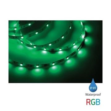 Εικόνα της LED ΤΑΙΝΙΑ 7,2W IP65 RGB (5Μ)