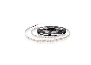 Εικόνα της Ταινία LED 12V IP65 5μ 30Leds 7.2W/Θερμο Λευκό 3000K +Αυτ/Το 3Μ SMD5050  24-00070 Fos me