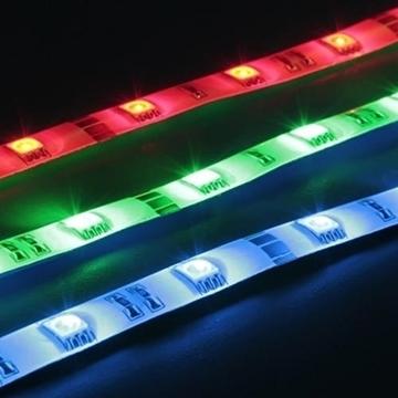 Εικόνα της LED ΤΑΙΝ.R.G.B 12V 14,4W IP20 (5M)