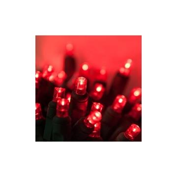 Εικόνα της 100L LED ΕΠΕΚ/ΝΟ ΠΡΑΣΙΝΟ ΚΑΛΩΔΙΟ - ΚΟΚΚΙΝΟ ΛΑΜΠΑΚΙ ΕΞΩΤ. ΧΩΡΟΥ 31V XLALED100W-GR/31V EPAM