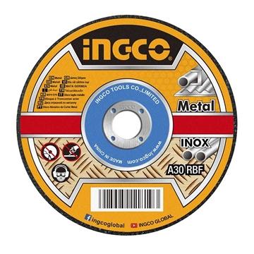 Εικόνα της 10 ΤΕΜ ΔΙΣΚΟΙ ΚΟΠΗΣ ΣΙΔΗΡΟΥ MCD121255 INGCO