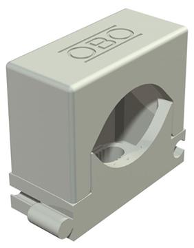 Εικόνα της Στήριγμα κουμπωτό 14-24mm OBO Betterman 3051