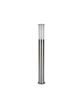 Εικόνα της Κολώνα 60 cm E27 Νικελ Ματ Vk/01075/Mc VK Lighting 75169-237269