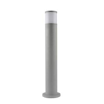 Εικόνα της Φωτιστικό Αλουμινίου Κολώνα Ε27 Ip54 Γκρι Vk/01091/G/75 VK Lighting 75169-301997