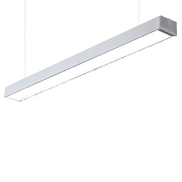 Εικόνα της Φωτιστικό Γραμμικό-Αρχιτεκτονικό LED SALERNO Ασημί 36W 3000K Atman LEG-0013