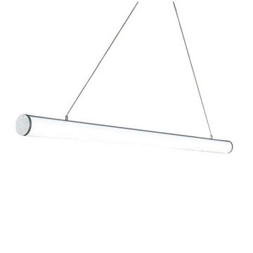 Εικόνα της Φωτιστικό Γραμμικό-Αρχιτεκτονικό LED PALERMO Ασημί 36W 4000K Atman LEG-0102
