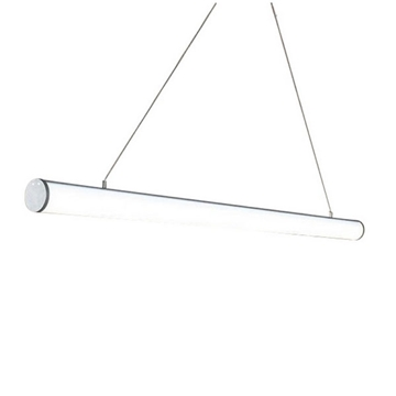 Εικόνα της Φωτιστικό Γραμμικό-Αρχιτεκτονικό LED PALERMO Ασημί 36W 3000K Atman LEG-0103