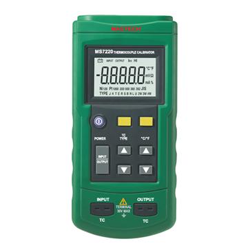 Εικόνα της Βαθμονομετρο Θερμοστοιχειων Ms7220 Mastech